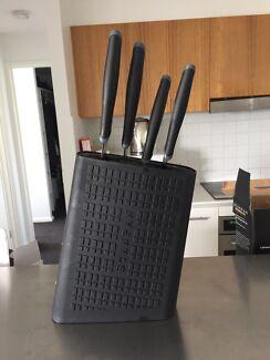 Scanpan knife set