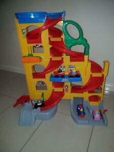 Little people wheelies stand n play rampway Horsham Horsham Area Preview