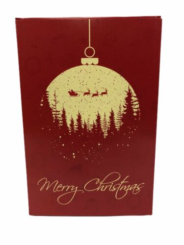 Adagio Teas Countdown to Christmas Advent Calendar 24 Tea Bags Holiday New