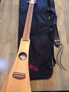 For Sale: Martin Backpackers Guitar