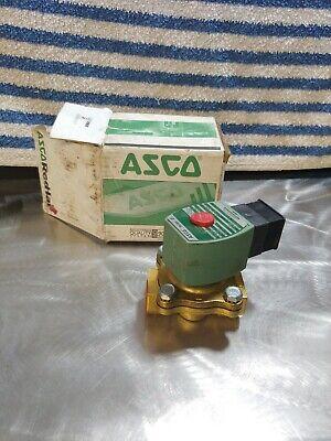 New Asco 8210g002 Solenoid Valve Coil 2 Way