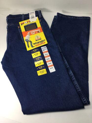Wrangler Men's Cowboy Cut Original Fit Western Jean,Tan,