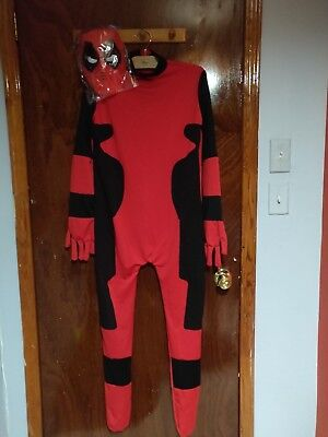 Marvel Deadpool Men's costume