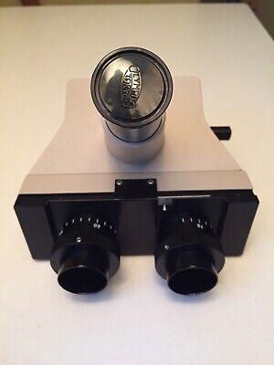 Olympus Microscope Trinocular Head For Ch-2 Ch Chs Cht Chk Ck2