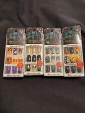 imPress nails press on Gel manicure-4 packs lot. Halloween ...