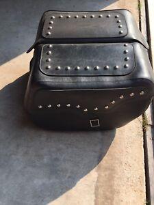 Yamaha Vstar 1100 Saddle Bags