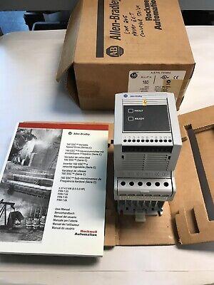 Allen Bradley 160-ba02nps1 Variable Speed Drive 34hp Series C Frn 7.06 New