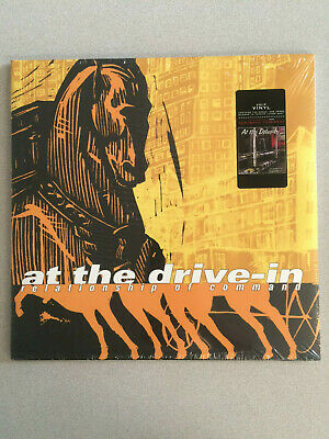 AT THE DRIVE-IN Relationship of Command 2 LP 2013 Vinyl Gatefold SEALED