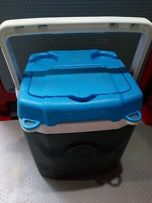 IGLOO COOLERS QUANTUM 12 SMALL COOL BOX CAMPING PICNIC FESTIVAL SPORTS & FISHING