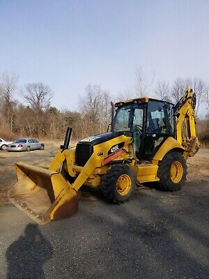 2012 Caterpillar 420e Backhoe