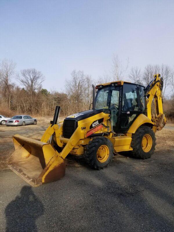 2012 Caterpillar 420E BackHoe
