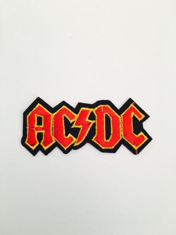CLEARANCE SALE! AC/DC Classic Patch Rock Metal Grunge Alternative Punk