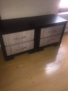Bedside drawers Port Adelaide Port Adelaide Area Preview
