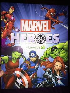 Marvel hero disk Beechboro Swan Area Preview