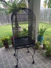 Bird cage with stand Mango Hill Pine Rivers Area Preview