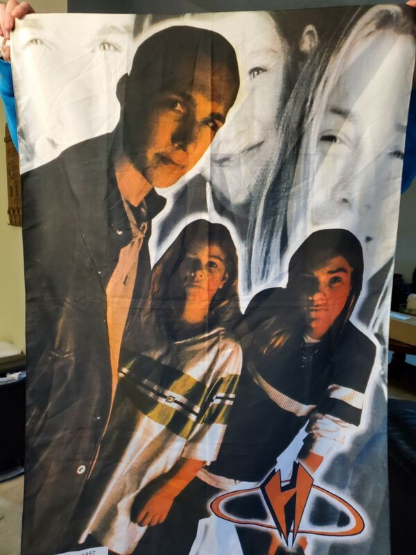 Hanson Cloth Flag/Poster