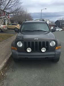 2006 Jeep Liberty 3.7 Renegade