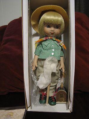 "Tonner Mary Engelbreit 10"" Field Guide doll"