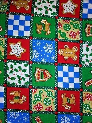 """Signature Classics by Oakhurst Textiles Christmas Themed Piece of Cloth 40'x61"""""""