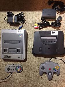RETRO Video Games & Consoles - N64, Snes, Nes, GCube, Wii U, Wii, Ps2 Burnside Burnside Area Preview