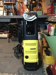 Karcher High Quality 2000PSI Pressure washer