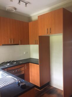 Kitchen and laundry cabinets