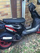 repairable write off vmoto scooter Graceville Brisbane South West Preview