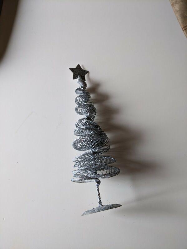 """Vintage Silver 9.5"""" Silver Tree"""