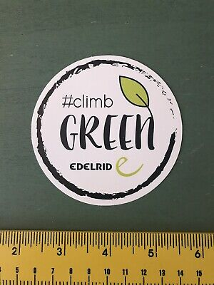 edelrid climbing Sticker/decal Hiking