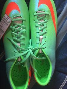 Nike 9.5 new soccer cleats