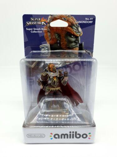 Nintendo Amiibo Ganondorf No.41