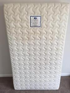Boori Country Collection Innerspring Cot Mattress Port Sorell Latrobe Area Preview