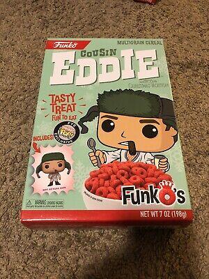 Funko Pop Cereal FYE Exclusive - Cousin Eddie