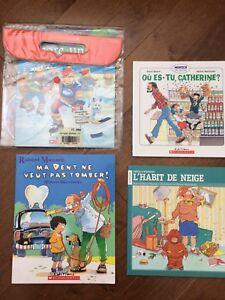 4 livres de Robert Munch