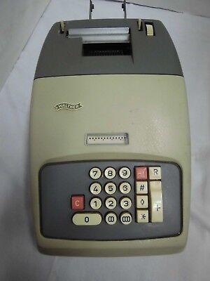 Old Calculator Von Walther Simplex 32 Antique