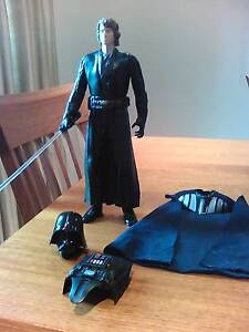 Hasbro Star Wars Anakin to Darth Vader Talking Toy Thornlands Redland Area Preview