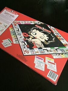 Betty Boop Collectors Edition Monopoly Cambridge Kitchener Area image 5