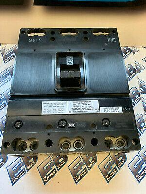 Ite Ll3-f600 600 Volt 600 Amp Circuit Breaker Recon Wtest Report
