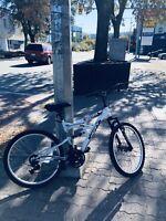 Found bike on tranquille