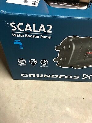 Scala2 Water Booster Pump