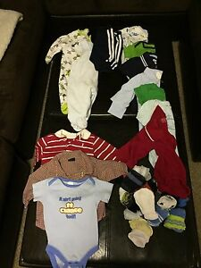 Baby boy clothing (3-6 months)