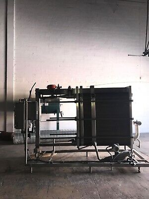 Stainless Steel Plate Heat Exchangerpasteurizer Apv