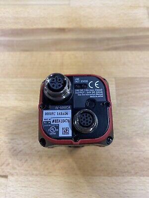 Keyence Iv-500ca Vision Sensor - Vision Sensor Camera Ethernet Ip Plc