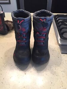 North face winter boots size 11