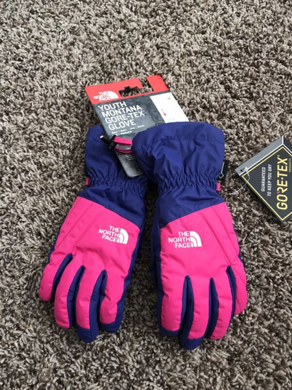 The North Face Montana Gore-Tex Youth Gloves
