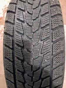 4 Toyo Observe winter tires 215/65R16