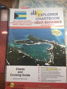 The Bahamas-Explorer Charts & Cruising Guide (3 books)