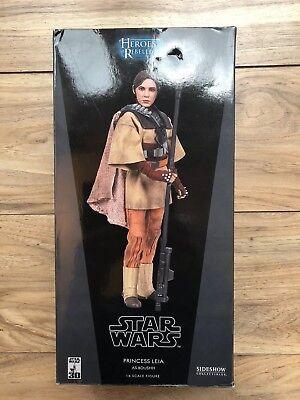 Sideshow  Star Wars Princess Leia As Boushh  AF SSC1091