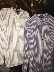 Brand new Tommy Hilfiger shirts