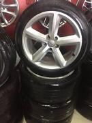 """AUDI 18"""" WHEEL AND TYRE PACKAGE $499 AUDI Fawkner Moreland Area Preview"""
